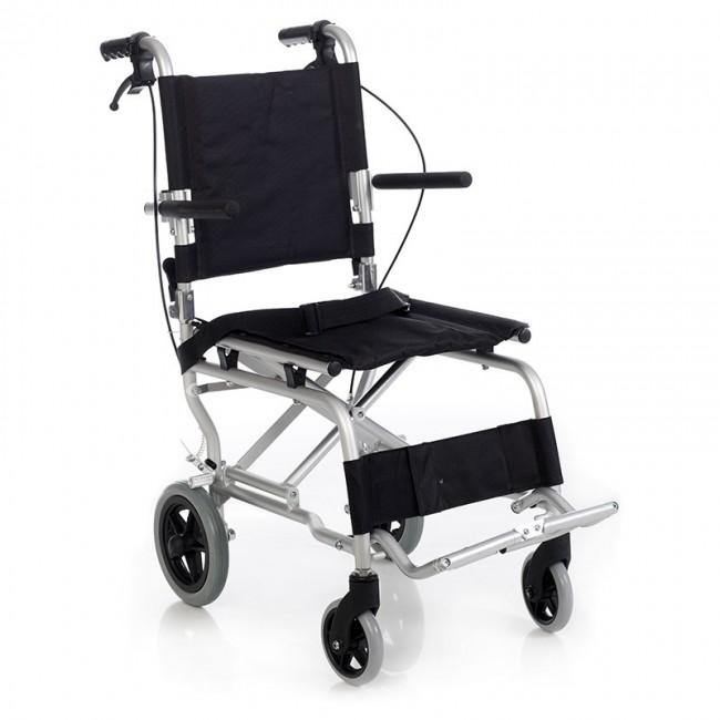 Silla de ruedas para traslado y transporte Transfer