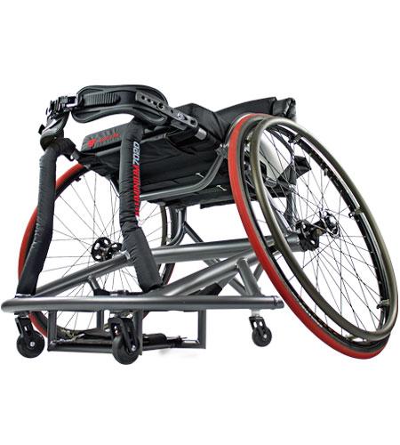 silla deportiva